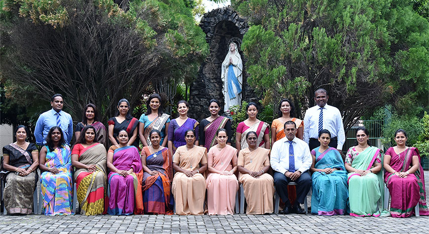 The Committee of the Parents/Teachers Association of Holy Family Convent Bambalapitiya for 2018/2019