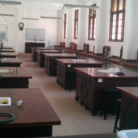 Science Laboratories