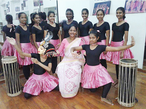 Zonal level Dancing Competition