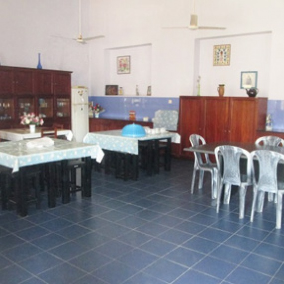 Home Economics Room