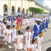 Welcoming The Grade 1 Students 2017