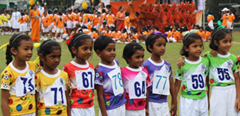 Primary Sports Meet 2018