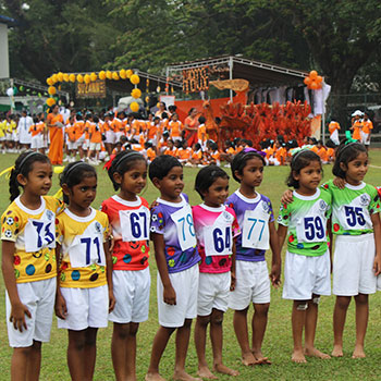 Primary Sportsmeet 2018