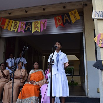 LIBRARY DAY 2018