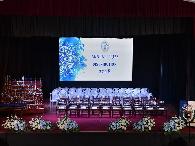 Annual Prize Giving