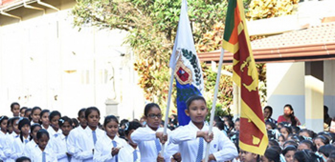 The Primary Prefects' Investiture 2019
