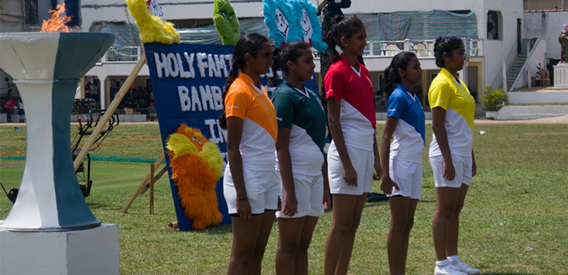 Annual Inter-house Sports Meet 2019