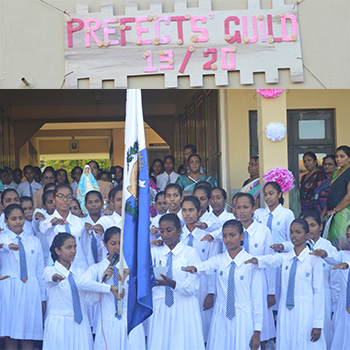 SENIOR PREFECT'S INVESTITURE 2019/2020