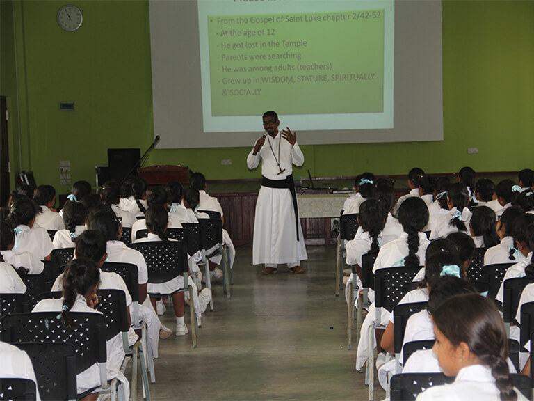 Annual Lenten Programme 2020