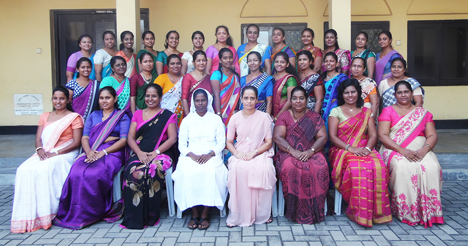 Academic Staff of the Primary school