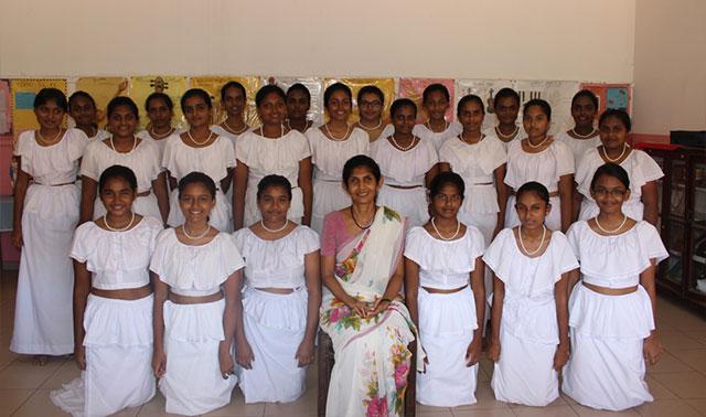 Sinhala Choir Seniors