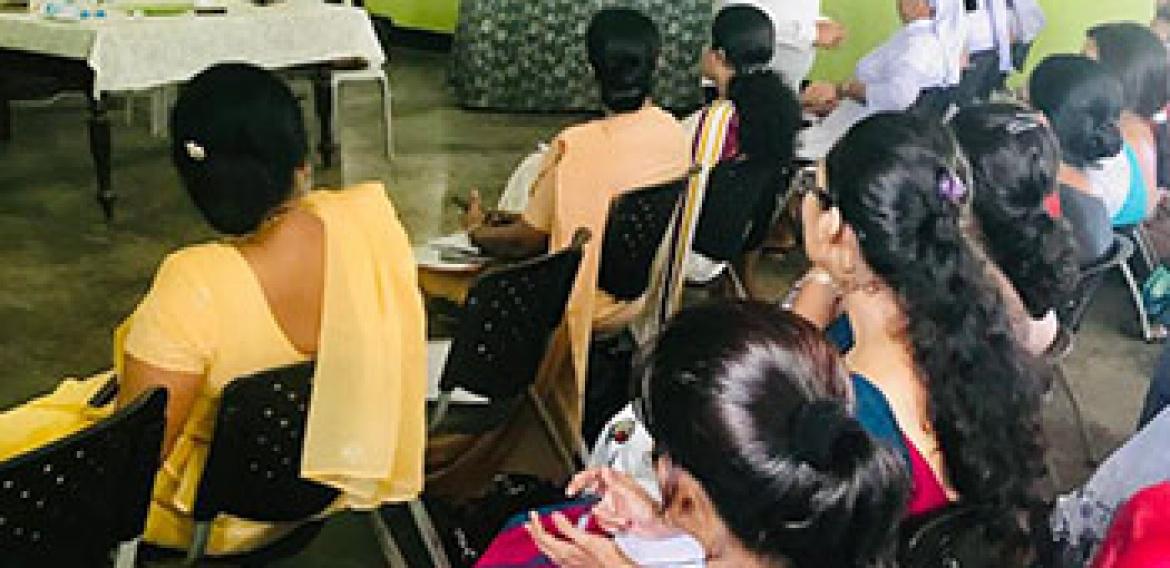 Program for the teachers